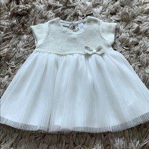 First impression baby girl dress